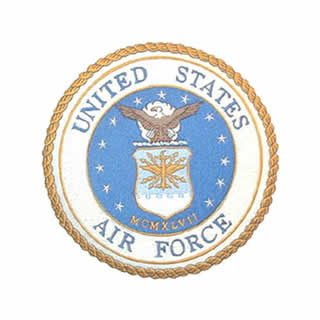Air Force Emblem http://steinhauscasket.com/caskets/insert-cap-panels3.htm