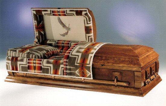 Native American Caskets – Home Exsplore